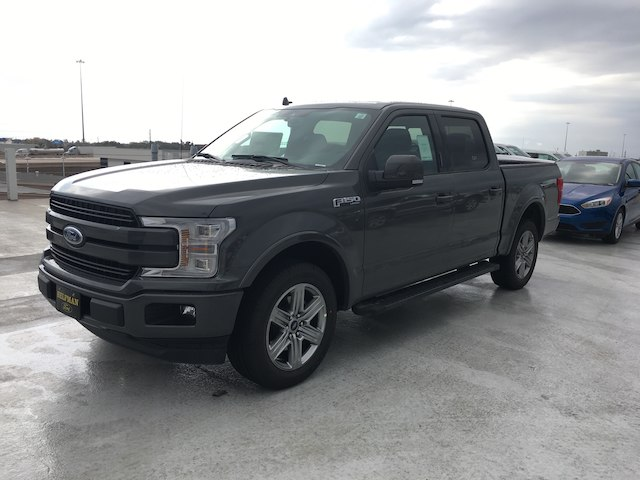 2018 F-150 SuperCrew Cab 4x2,  Pickup #VQ356 - photo 3