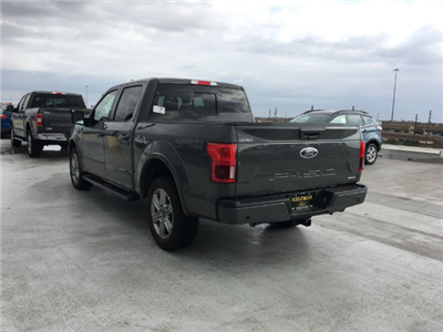 2018 F-150 SuperCrew Cab 4x2,  Pickup #VQ356 - photo 5