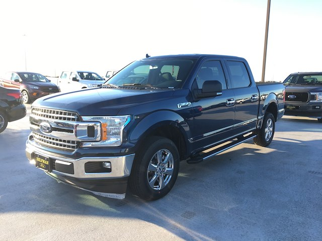 2018 F-150 SuperCrew Cab 4x2,  Pickup #VQ362 - photo 3