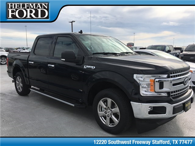 2018 F-150 SuperCrew Cab 4x2,  Pickup #VQ389 - photo 1
