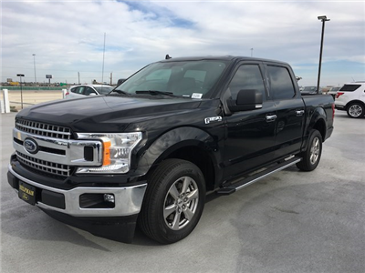 2018 F-150 SuperCrew Cab 4x2,  Pickup #VQ389 - photo 3