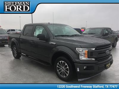 2018 F-150 SuperCrew Cab,  Pickup #VQ418 - photo 1