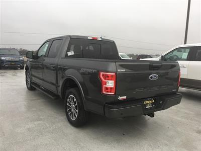 2018 F-150 SuperCrew Cab,  Pickup #VQ418 - photo 5