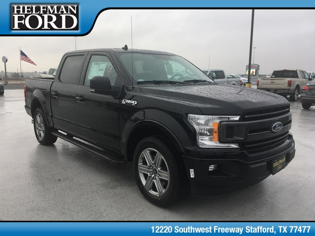 2018 F-150 SuperCrew Cab 4x2,  Pickup #VQ421 - photo 1