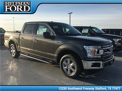 2018 F-150 SuperCrew Cab,  Pickup #VQ436 - photo 1