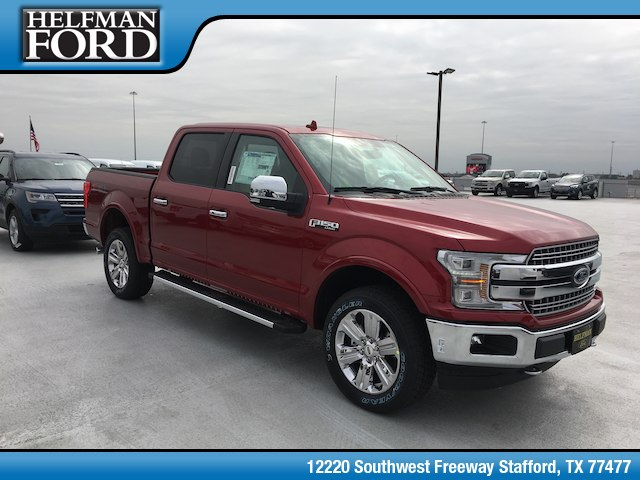 2018 F-150 SuperCrew Cab 4x4,  Pickup #VQ471 - photo 1