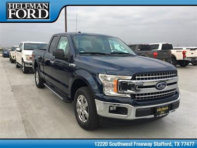2018 F-150 Super Cab 4x2,  Pickup #VQ650 - photo 1