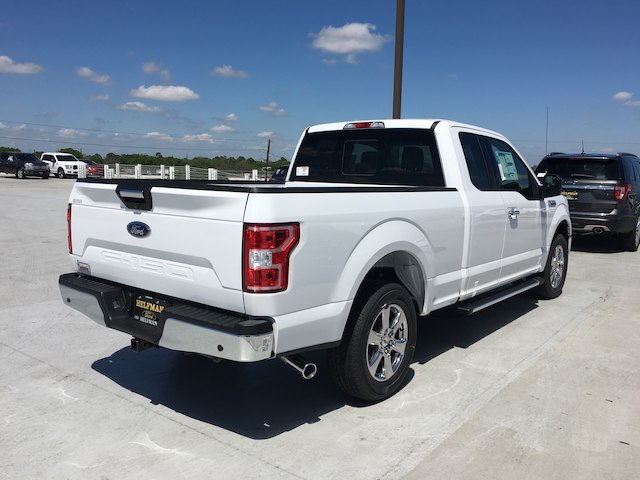 2018 F-150 Super Cab 4x2,  Pickup #VQ660 - photo 2