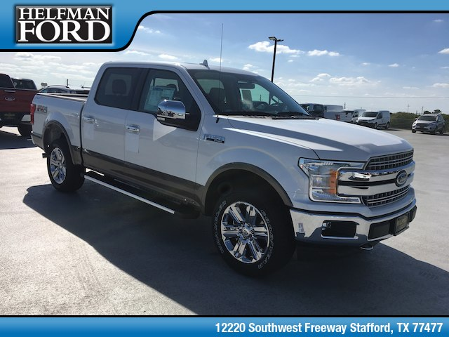 2018 F-150 SuperCrew Cab 4x4,  Pickup #VQ664 - photo 1