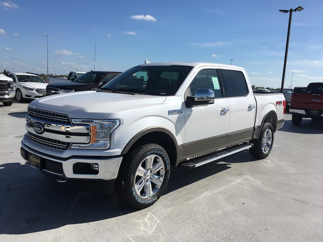 2018 F-150 SuperCrew Cab 4x4,  Pickup #VQ664 - photo 3