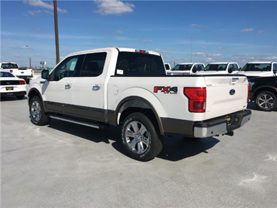 2018 F-150 SuperCrew Cab 4x4,  Pickup #VQ664 - photo 5