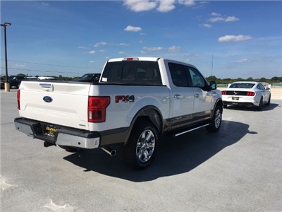 2018 F-150 SuperCrew Cab 4x4,  Pickup #VQ664 - photo 2