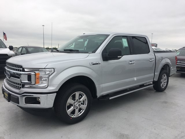 2018 F-150 SuperCrew Cab 4x2,  Pickup #VQ712 - photo 3