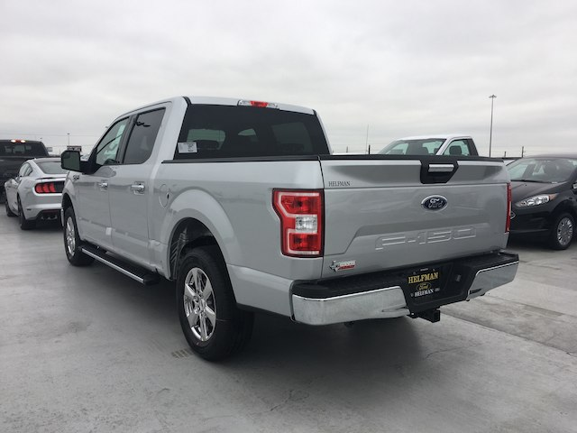 2018 F-150 SuperCrew Cab 4x2,  Pickup #VQ712 - photo 5