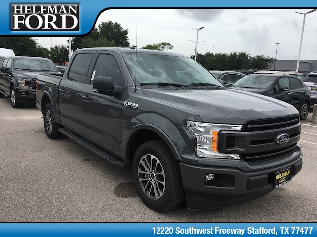 2018 F-150 SuperCrew Cab 4x2,  Pickup #VQ816 - photo 1