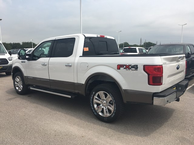 2018 F-150 SuperCrew Cab 4x4,  Pickup #VQ859 - photo 4