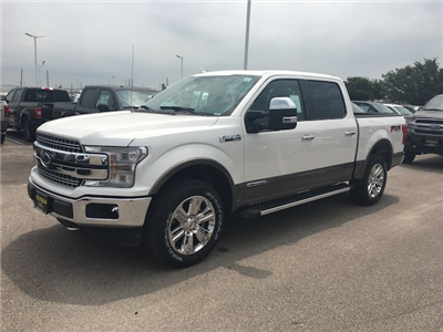 2018 F-150 SuperCrew Cab 4x4,  Pickup #VQ859 - photo 3