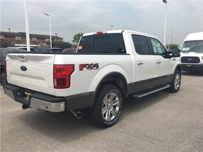 2018 F-150 SuperCrew Cab 4x4,  Pickup #VQ859 - photo 2