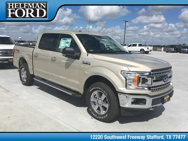 2018 F-150 SuperCrew Cab 4x4,  Pickup #VQ866 - photo 1