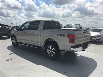 2018 F-150 SuperCrew Cab 4x4,  Pickup #VQ866 - photo 5