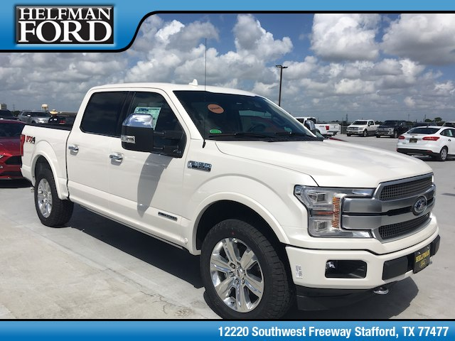2018 F-150 SuperCrew Cab 4x4,  Pickup #VQ874 - photo 1