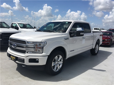 2018 F-150 SuperCrew Cab 4x4,  Pickup #VQ874 - photo 3
