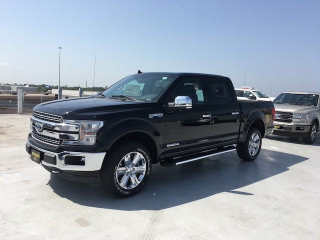 2018 F-150 SuperCrew Cab 4x4,  Pickup #VQ883 - photo 3
