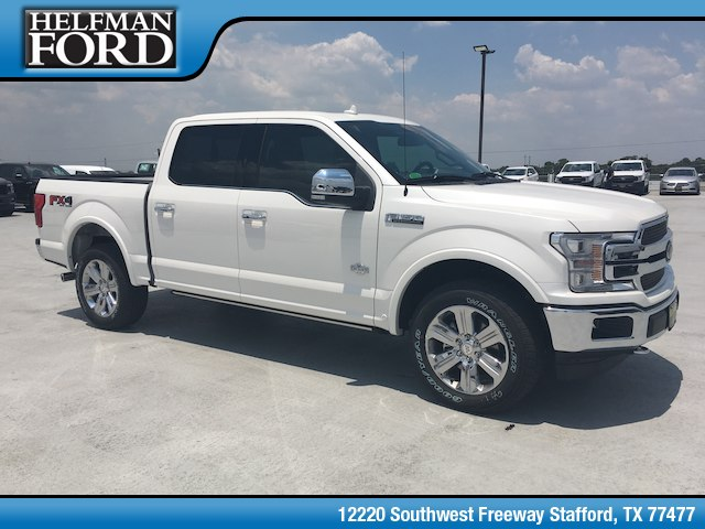 2018 F-150 SuperCrew Cab 4x4,  Pickup #VQ891 - photo 1