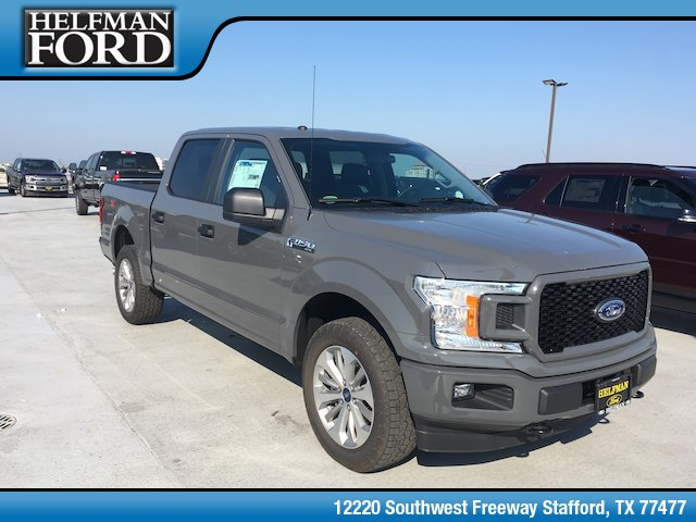 2018 F-150 SuperCrew Cab 4x4,  Pickup #VQ896 - photo 1
