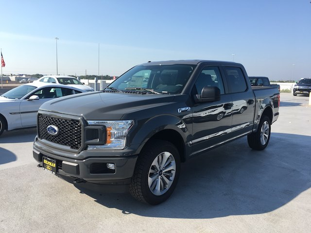 2018 F-150 SuperCrew Cab 4x4,  Pickup #VQ896 - photo 3