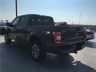 2018 F-150 SuperCrew Cab 4x4,  Pickup #VQ896 - photo 5