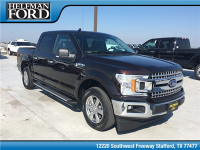 2018 F-150 SuperCrew Cab 4x2,  Pickup #VQ900 - photo 1