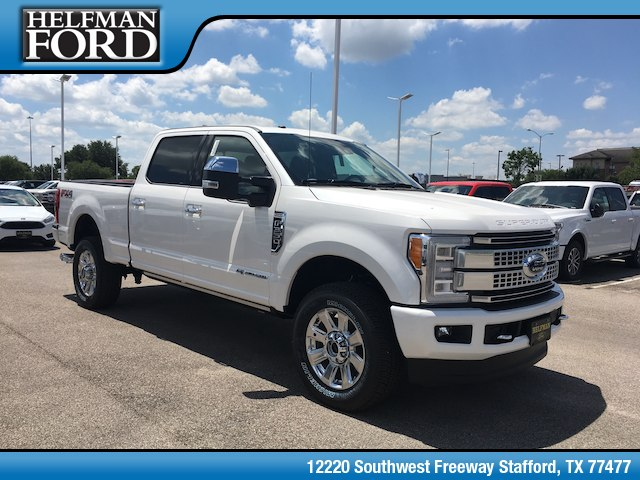 2018 F-350 Crew Cab 4x4,  Pickup #VS029 - photo 1