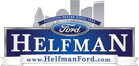 Helfman Ford logo