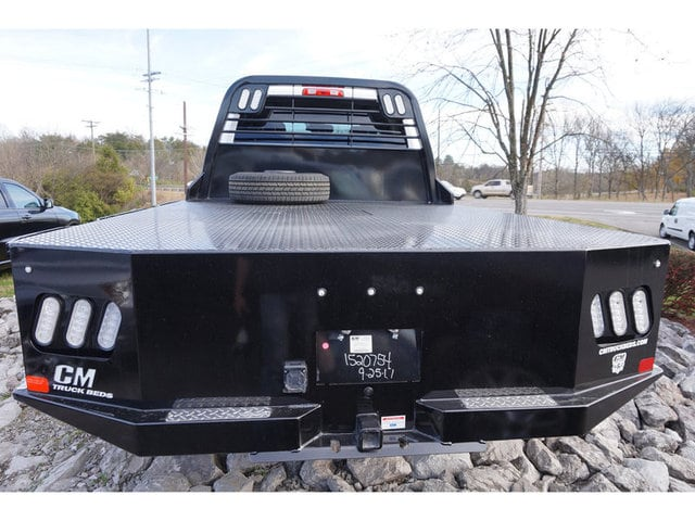 2018 Ram 3500 Crew Cab DRW 4x4, CM Truck Beds Platform Body #8327-18 - photo 5