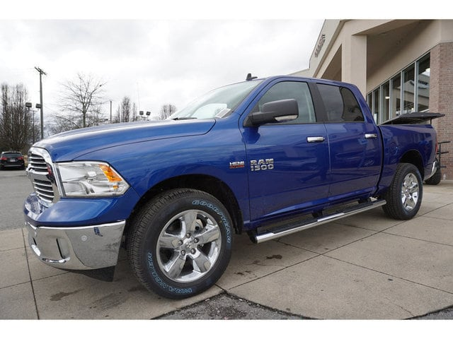 2018 Ram 1500 Crew Cab 4x4, Pickup #8332-18 - photo 3