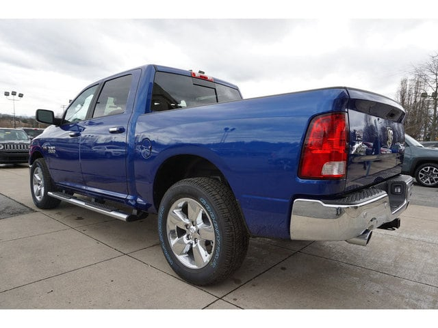 2018 Ram 1500 Crew Cab 4x4, Pickup #8332-18 - photo 2