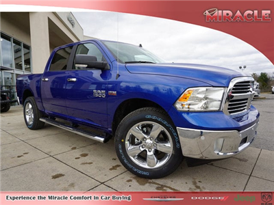 2018 Ram 1500 Crew Cab 4x4, Pickup #8332-18 - photo 1
