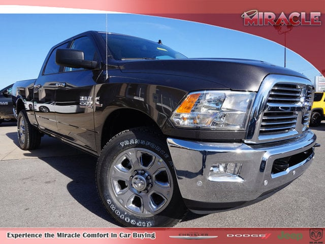 2018 Ram 2500 Crew Cab 4x2,  Pickup #8334-18 - photo 1