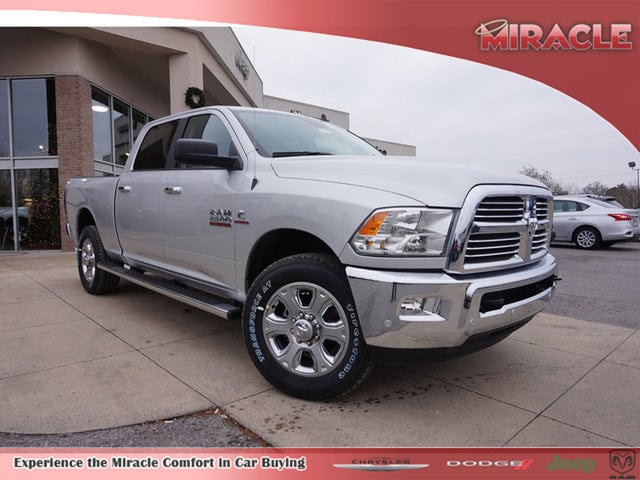 2018 Ram 2500 Crew Cab 4x2,  Pickup #8342-18 - photo 1