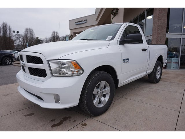 2018 Ram 1500 Regular Cab Pickup #8365-18 - photo 3