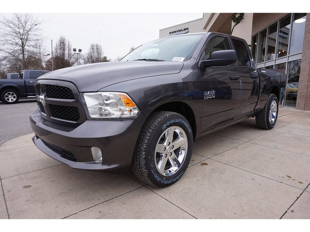 2018 Ram 1500 Quad Cab Pickup #8369-18 - photo 3