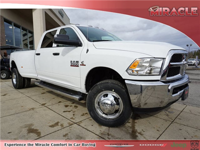 2018 Ram 3500 Crew Cab DRW 4x4, Pickup #8380-18 - photo 1