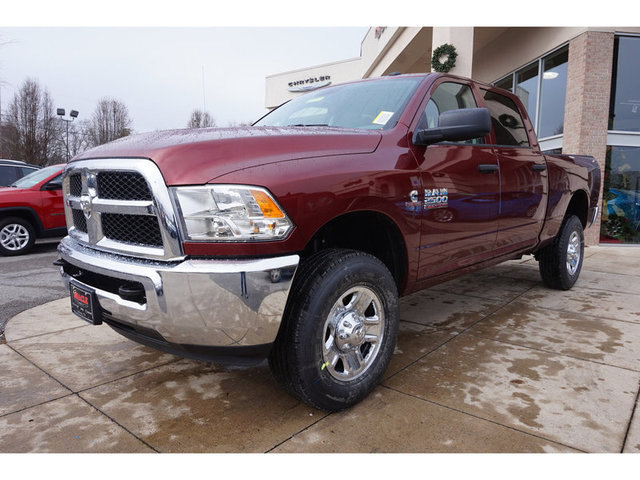 2018 Ram 2500 Crew Cab 4x4,  Pickup #8389-18 - photo 3