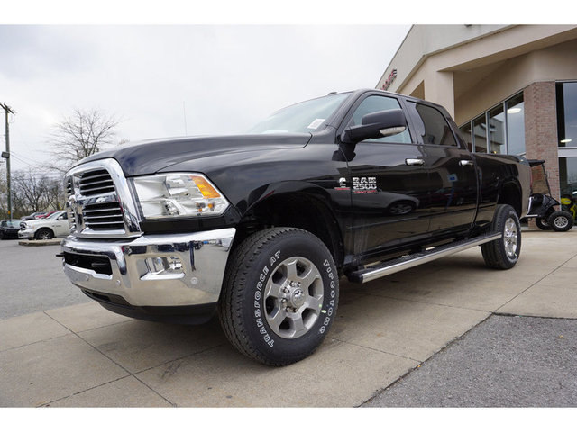 2018 Ram 2500 Crew Cab 4x4,  Pickup #8399-18 - photo 3