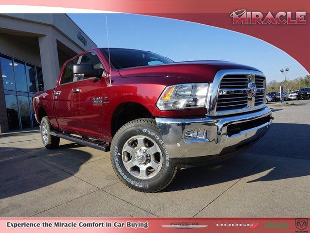 2018 Ram 2500 Crew Cab 4x4, Pickup #8406-18 - photo 1