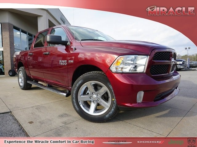 2018 Ram 1500 Crew Cab 4x4,  Pickup #8418-18 - photo 1