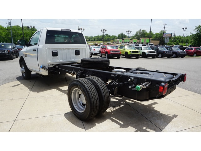 2018 Ram 3500 Regular Cab DRW,  Cab Chassis #8473-18 - photo 2