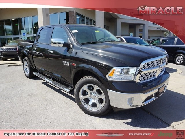 2018 Ram 1500 Crew Cab 4x2,  Pickup #8477-18 - photo 1