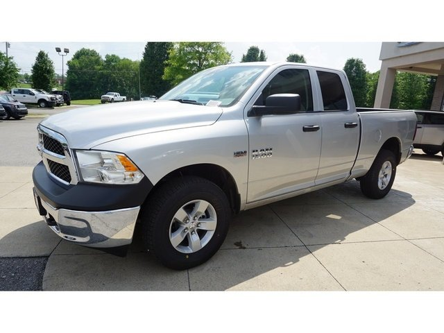 2018 Ram 1500 Quad Cab 4x4,  Pickup #8554-18 - photo 3